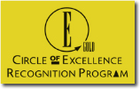 Circle of Excellence - Gold with Distinction